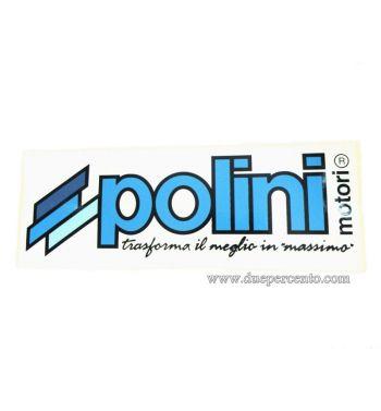Adesivo POLINI prespaziato - 340x110