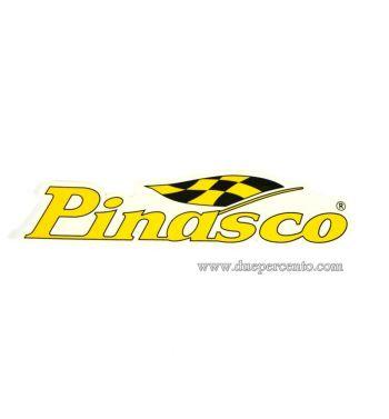 Adesivo PINASCO giallo