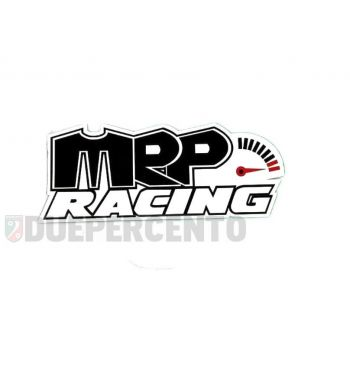 Adesivo MRP RACING - 80 X 30mm