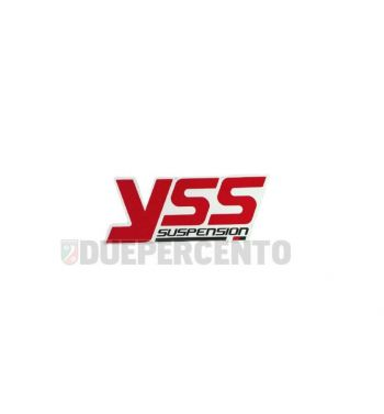 Adesivo YSS SUSPENSION - 120 X 50mm