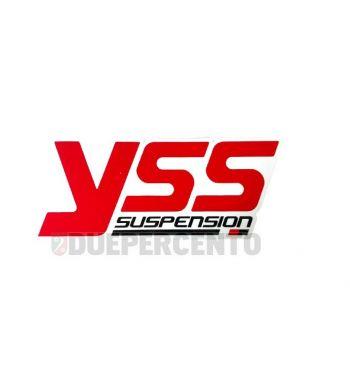 Adesivo YSS SUSPENSION - 210 X 90mm