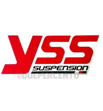 Adesivo YSS SUSPENSION - 350 X 142mm