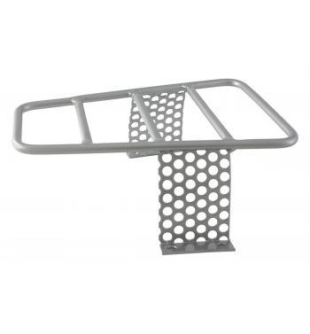 Portapacchi per pedana SIP grigio per tutti i modelli di Vespa