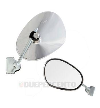 Specchio retrovisore piccolo BUMM per scudo - SINISTRO