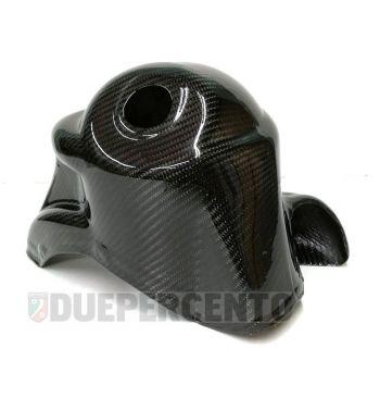 Cuffia cilindro DXC in FIBRA di CARBONIO Vespa Primavera, ET3, PK125, PK125XL