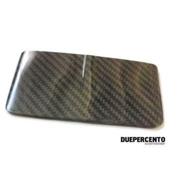 Tettuccio in CARBONIO - TOMAS COMPOSITI per faro posteriore mod. vespa 50 special/elestart