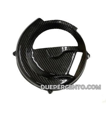 Coprivolano TOMAS COMPOSITI race presa d'aria P09 - in fibra di carbonio per Vespa 50/ 50 Special/ ET3/ Primavera/ PK50-125/ S/ XL/ XL2/ ETS