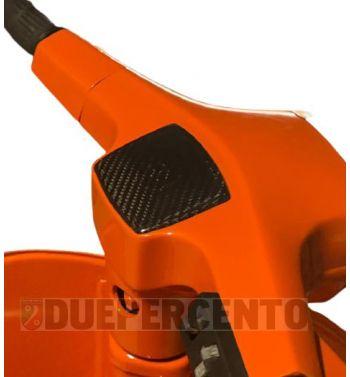 Coperchio chiusura foro contachilometri TOMAS COMPOSITI in fibra di carbonio per Vespa 50 Special/ Elestart