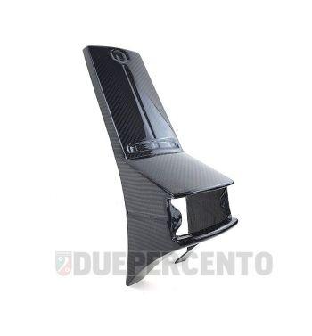 Nasello TOMAS COMPOSITI in fibra di carbonio per Vespa PX125-200 Arcobaleno