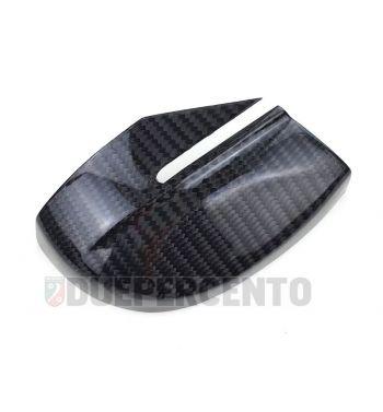Protezione in fibra di carbonio TOMAS COMPOSITI per carter motore quattrini