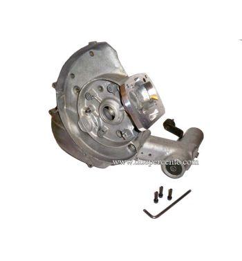 Piastra per montaggio cilindro Rotax su carter smallframe