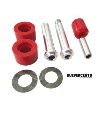 Silent block MD racing motore per Vespa 50/ 50 Special/ ET3/ Primavera/ PK50-125 carter quattrini