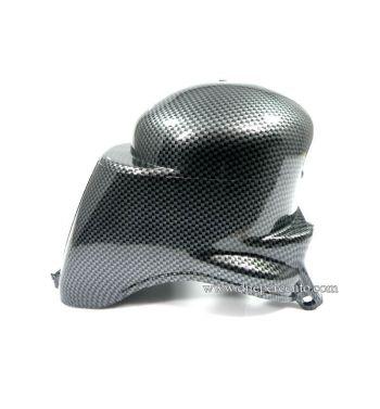 Cuffia cilindro carbon Look per Vespa PX125-150/ Sprint / GT / GTR / TS/ VNB/ VBA