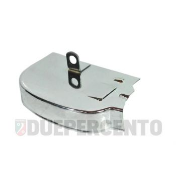 Coperchio preselettore marce cromato per Vespa 125 GTR 2°/150 Sprint V 2°/Super 2°/200 Rally 2°/PX125-200/PE/Lusso /Cosa
