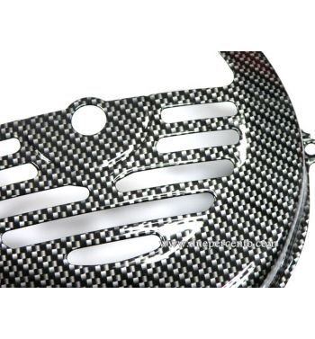 Coprivolano PARMAKIT carbon look per Vespa 50/ 50 Special/ ET3/ Primavera/ PK50-125/ S/ XL/ XL2/ ETS