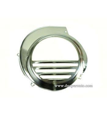 Coprivolano cromato per Vespa PX125-200/PE/Lusso /`98/MY/`11/Cosa con starter elettrico