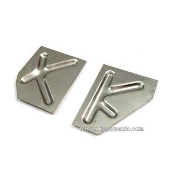Rinforzi sottopedana K e X per Vespa 50/ 50 Special/ ET3/ Primavera