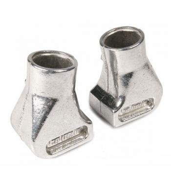 Piedini cavalletto in alluminio per Vespa PX125-200/ PE200/ T5/ Cosa/ PK50-125