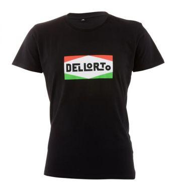 Maglietta DELLORTO - NERA - M