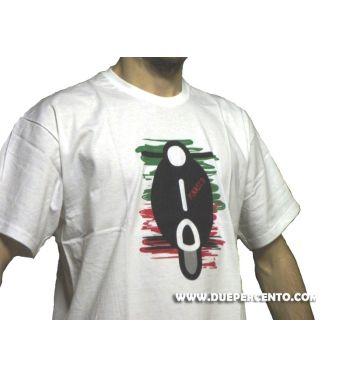 Maglietta PINASCO - BIANCA - XL