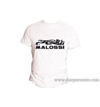 Maglietta MALOSSI BIANCA - S