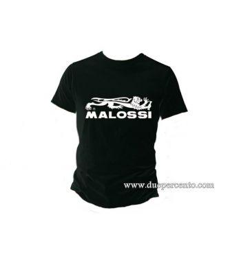 Maglietta MALOSSI NERA - S