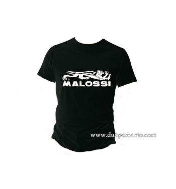 Maglietta MALOSSI NERA - XL