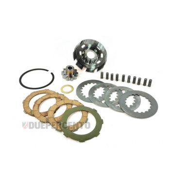 Frizione rinforzata 10 molle, THR 4.0PX per Vespa PX125-200 / P200E / 180-200 Rally/ Cosa/ Sprint / 125 GT / GTR / T5