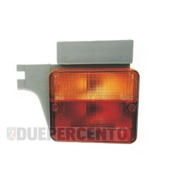 Fanale posteriore SIEM destro, per APE Car P3/ Diesel/ 50TL/ Max/ Poket