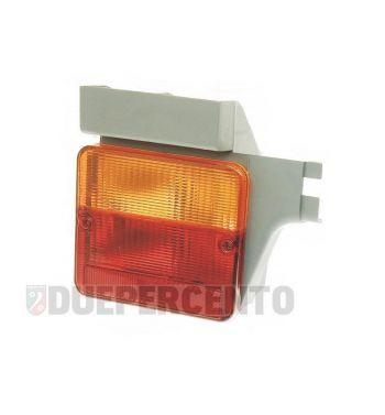 Fanale posteriore SIEM sinistro, per APE Car P3/ Diesel/ 50TL/ Max/ Poket